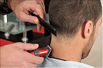 Men's Male Haircut Salon