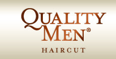 Full service men's haircut, spa for men, wax for men